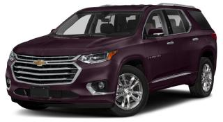 New 2020 Chevrolet Traverse Premier for sale in Bolton, ON