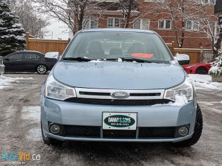 Used 2009 Ford Focus SEL for sale in Mississauga, ON