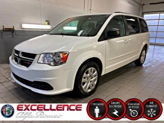 Used 2017 Dodge Grand Caravan SXT*STOW&GO/2ZONES* for sale in Laval, QC