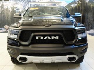 Used 2019 RAM 1500 RAM 1500 Rebel Crew Cab 8.4/Démarreur à for sale in Laval, QC