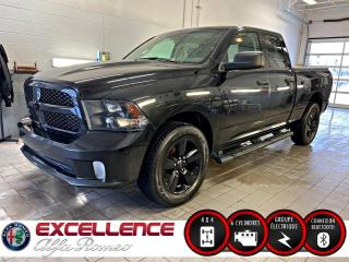 Used 2016 RAM 1500 EXPRESS*4X4/V6/QUAD/CAMERA DE RECUL/MAGS for sale in Laval, QC