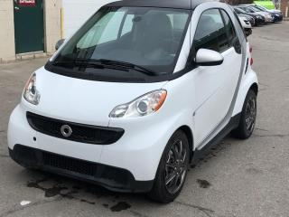 Used 2013 Smart fortwo for sale in Caledon, ON