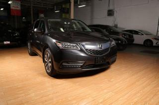 Used 2016 Acura MDX SH-AWD 4dr Tech Pkg for sale in Toronto, ON