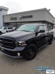 Used 2017 RAM 1500 4WD Quad Cab 140.5  Express -Ltd Avail- for sale in Quebec, QC