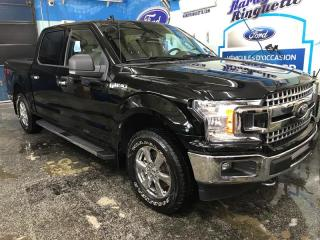 Used 2018 Ford F-150 XLT 4WD SuperCrew 5.5'' Box for sale in Val-D'or, QC