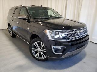 New 2020 Ford Expedition King Ranch Max for sale in Regina, SK
