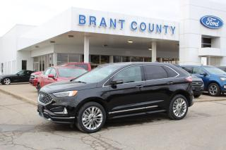 New 2020 Ford Edge Titanium for sale in Brantford, ON