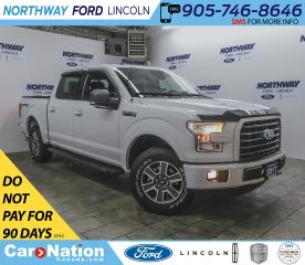 Used 2017 Ford F-150 XLT | 5.0L V8 | NAV | HTD SEATS | SPORT PKG | for sale in Brantford, ON