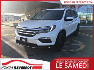 Used 2016 Honda Pilot Touring WOW TOURING , CUIR NAVIGATION , 7 PASSAGERS for sale in Île-Perrot, QC