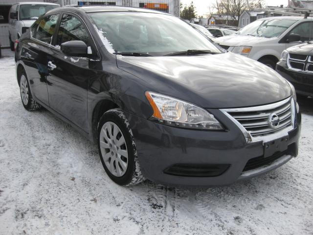 2015 Nissan Sentra S 1.8L 4cyl FWD AC PL PM PW Cruise