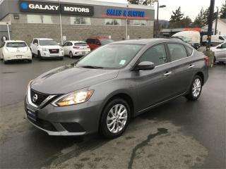 Used 2018 Nissan Sentra SV - Sunroof Heated Seats Bluetooth for sale in Victoria, BC