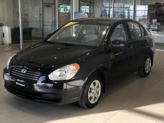 Used 2011 Hyundai Accent 4 portes, automatique, GLGOUPE ÉLECTRIQ for sale in Beauport, QC