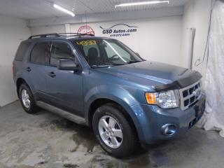 Used 2010 Ford Escape XLT for sale in Ancienne Lorette, QC