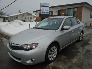 Used 2010 Subaru Impreza for sale in Ancienne Lorette, QC