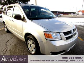 Used 2010 Dodge Grand Caravan SE - 3.3L for sale in Woodbridge, ON