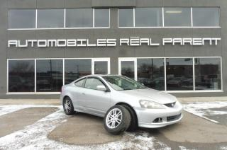 Used 2005 Acura RSX 8 PNEUS - 8 ROUES - TOIT OUVRANT - 147 457 KM - for sale in Québec, QC