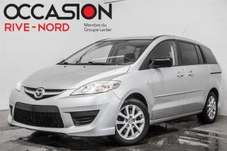 Used 2008 Mazda MAZDA5 6 Passagers for sale in Boisbriand, QC