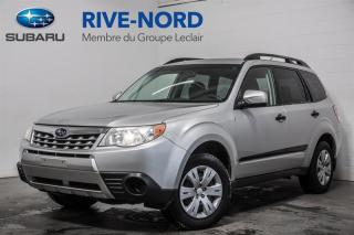 Used 2011 Subaru Forester 5dr Wgn Man 2.5X for sale in Boisbriand, QC