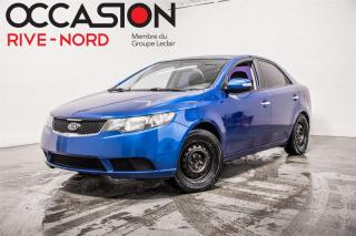Used 2010 Kia Forte EX Manuelle full equip for sale in Boisbriand, QC