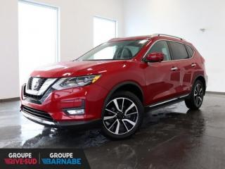 Used 2017 Nissan Rogue SL AWD ** CUIR ** TOIT PANO ** NAV ** CAMERA 360 UN PROPRIO JAMAIS ACCIDENTÉ for sale in Brossard, QC