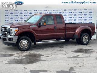 Used 2016 Ford F-350 Super Duty XLT  - Bluetooth -  SYNC for sale in Welland, ON