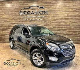 Used 2016 Chevrolet Equinox LT AWD 4 CYLINDRES 84000KM for sale in Ste-Brigitte-de-Laval, QC