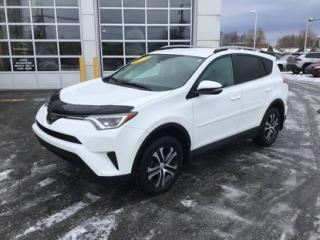 Used 2017 Toyota RAV4 LE 8 PNEUS for sale in Châteauguay, QC
