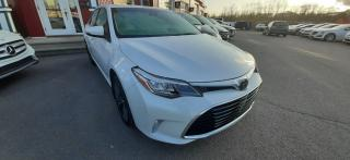 Used 2018 Toyota Avalon Touring  for sale in Rivière-Du-Loup, QC