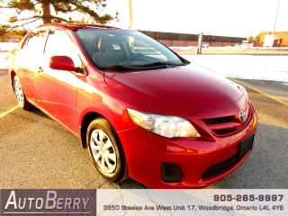 Used 2011 Toyota Corolla Base - 1.8L - FWD for sale in Woodbridge, ON