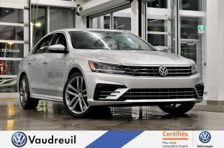 Used 2016 Volkswagen Passat 1.8 TSI Highline * R-LINE * 19 POUCES for sale in Vaudreuil-Dorion, QC