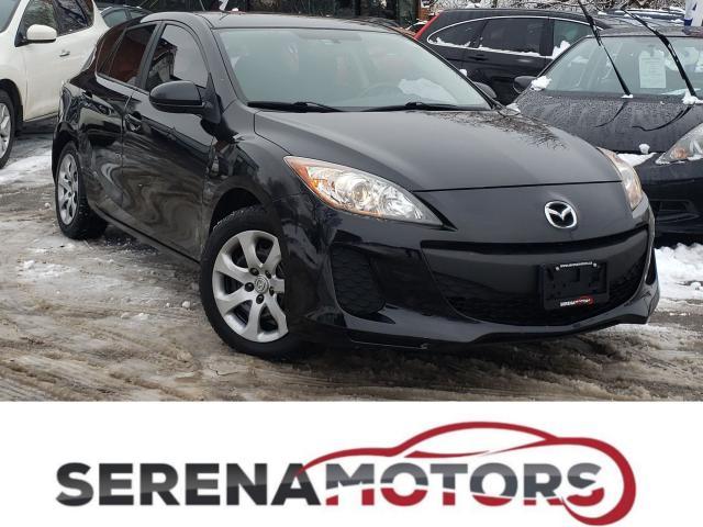 2012 Mazda MAZDA3 GX | AUTO | ONE OWNER | NO ACCIDENTS