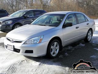 Used 2007 Honda Accord SE || CERTIFIED || for sale in Waterloo, ON