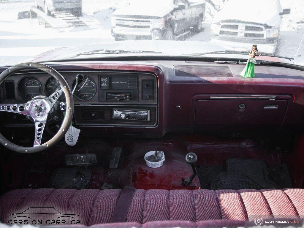 1989 Dodge Ram