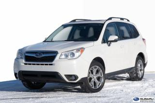 Used 2016 Subaru Forester 2.5 Limited Pkg for sale in Brossard, QC