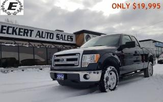 Used 2014 Ford F-150 XLT/EXTENDED CAB/4X4/5.0L!! for sale in Barrie, ON