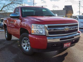 Used 2010 Chevrolet Silverado 1500 WT for sale in Brantford, ON