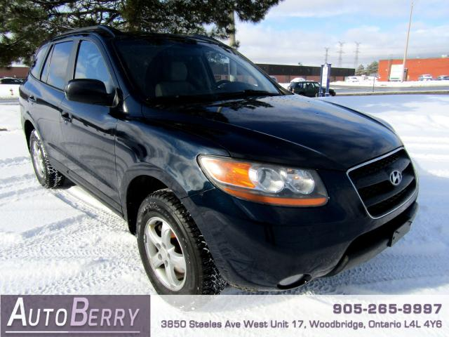2008 Hyundai Santa Fe GL - AWD - 3.3L