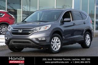 Used 2016 Honda CR-V EX-L DEAL PENDING AWD CUIR BAS KM AWD BAS KM CUIR TOIT MAGS for sale in Lachine, QC