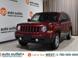 Used 2015 Jeep Patriot North, 2.4L I4, 4wd, Cloth seats for sale in Edmonton, AB