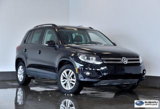 Used 2014 Volkswagen Tiguan Trendline for sale in Ste-Julie, QC