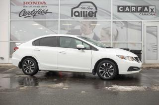 Used 2014 Honda Civic ***HONDA CIVIC EX 2015*** for sale in Québec, QC