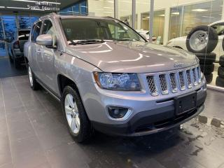 Used 2016 Jeep Compass High Altitude 4WD, POWER HEATED LEATHER SEATS, SUNROOF, SIRIUS XM CAPABILITY for sale in Edmonton, AB