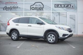 Used 2014 Honda CR-V ***HONDA CR-V LX 2015*** for sale in Québec, QC
