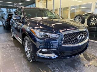 New 2020 Infiniti QX60 ESSENTIAL AWD for sale in Edmonton, AB