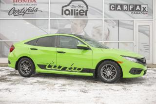 Used 2016 Honda Civic EX-T ***JAMAIS ACCIDENTE*** for sale in Québec, QC