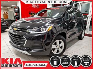 Used 2017 Chevrolet Trax LT AWD ** TOIT OUVRANT / CAMÉRA for sale in St-Hyacinthe, QC