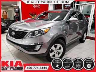 Used 2015 Kia Sportage LX AWD ** SIÈGES CHAUFFANTS + A/C for sale in St-Hyacinthe, QC