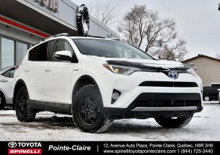 Used 2016 Toyota RAV4 XLE AWD TOIT, MAGS, SIÈGES CHAUFFANT, 8 PNEUS for sale in Pointe-Claire, QC