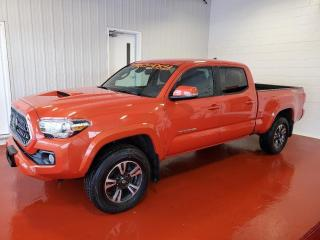 Used 2018 Toyota Tacoma SR5 TRD Sport 4X4 for sale in Pembroke, ON