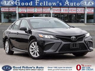 Used 2019 Toyota Camry SE MODEL, REARVIEW CAMERA, HEATED SEATS, BLUETOOTH for sale in Toronto, ON